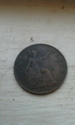 £0.99 • Buy  1936 George V One Penny