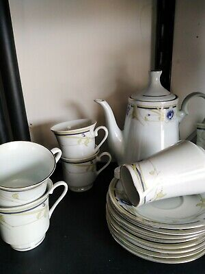 £25 • Buy 19 Piece Crown Dynasty China Tea Set See Listing
