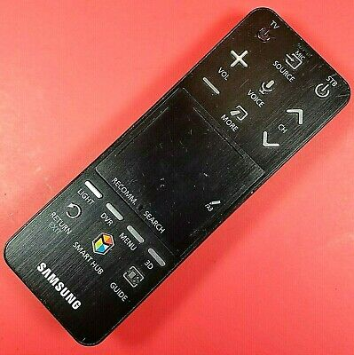 £119.98 • Buy Genuine SAMSUNG AA59-00772A Voice Activated Touch OEM Remote Control RMCTPF2BP1