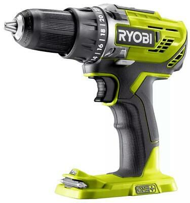 £49.95 • Buy Ryobi R18DD3-0 ONE+ Drill Driver Bare Tool Without Battery Or Charger 18V