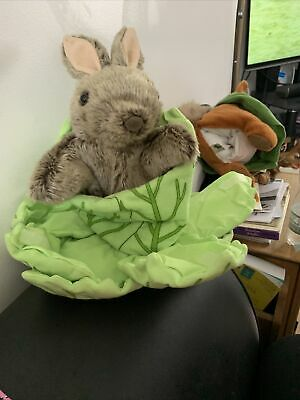 £5.40 • Buy Puppet Company Glove Puppet Rabbit In A Cabbage