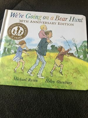 £3.62 • Buy We're Going On A Bear Hunt: 30th Anniversary Board Book