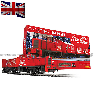 £133 • Buy The Coca Cola Christmas Model Train Set Collectable Best Gift Holiday Display