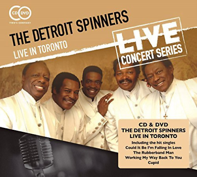 £6.45 • Buy The Detroit Spinners-Live In Toronto CD NEW