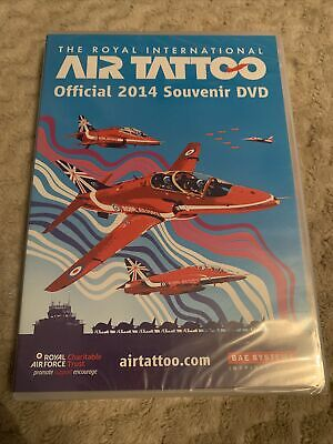 £9.99 • Buy Royal International Air Tattoo 2014 Official DVD Free P&P NEW SEALED