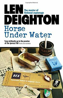 £6.32 • Buy Horse Under Water By Deighton, Len Book The Cheap Fast Free Post
