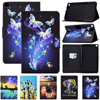 AU19.49 • Buy For Samsung Galaxy Tab A/A6 A7 S5e S6 Lite Tablet PU Leather Stand Case Cover