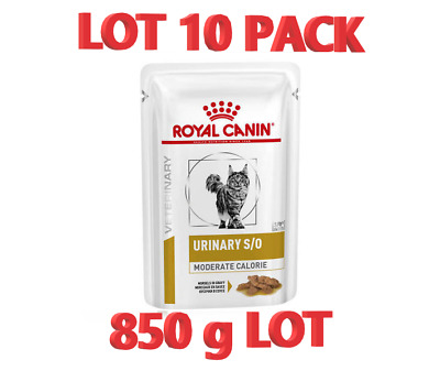 £26.30 • Buy Royal Canin VD URINARY S/O MODERATE CALORIE CAT Wet 85g  - Wet Food For Cats