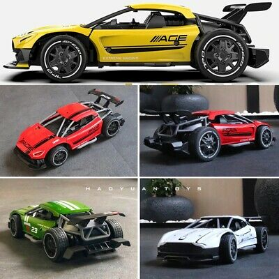 £35.08 • Buy RC Metal Car 1/24 4WD Drift Racing 2.4G Off Road Radio Remote Control Hobby Toys