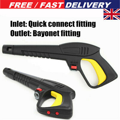£14.79 • Buy High Pressure Washer Trigger Gun / Turbo / Variable Lance Nozzle For VAX LAVOR