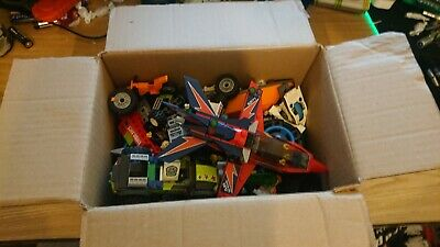 £5 • Buy Lego Stuffs Incomplete Mixed With Figures Mixed 7 Incomplete Vehicles See Pics