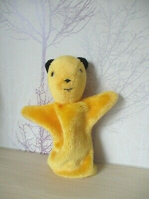 £4.95 • Buy = Sooty =  From Sooty & Sweep -  Hand / Glove Puppet - 12  Long - Old Item - Vgc