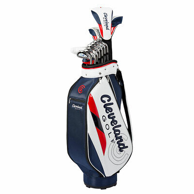 AU849.99 • Buy Cleveland Golf Complete Package - Deluxe Bag, Putter & Covers - Stiff Flex