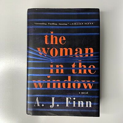 AU18 • Buy The Woman In The Window By A. J. Finn (Hardcover, 2019)
