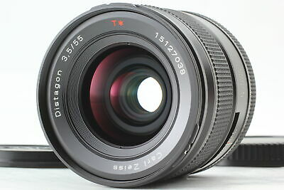 $ CDN3021.23 • Buy [Top MINT] Contax Carl Zeiss Distagon T* 55mm F/3.5 Lens For 645 From JAPAN
