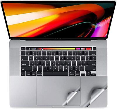 $20.99 • Buy Cover Skin With Trackpad Protector Compatible With 16 Inch MacBook Pr Palm Rest