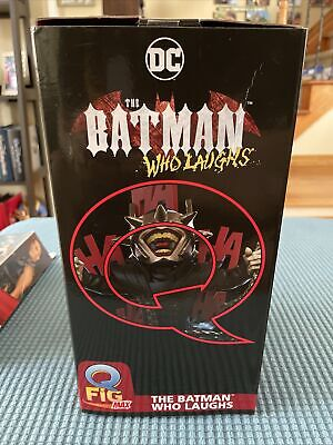 $ CDN125.87 • Buy The Batman Who Laughs Q Fig Max NEW 2020 In Hand Very Rare
