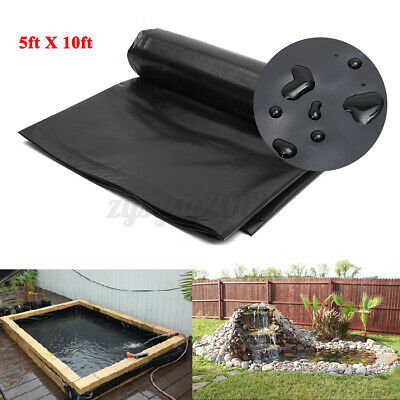 £9.14 • Buy 1.5x3m Reinforced Fish Pond Liner Water Pool HDPE Membrane Fishpond Garden