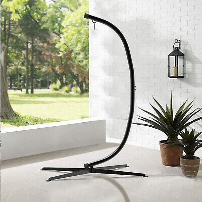 £105.96 • Buy Adjustable Chair Stand Sturdy Base For Hanging Hammock Chair Air Porch Swing Egg