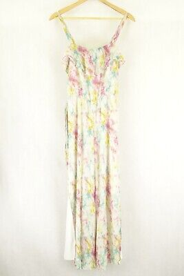 AU88 • Buy Tigerlily Tie Dye Jumpsuit 10 By Reluv Clothing