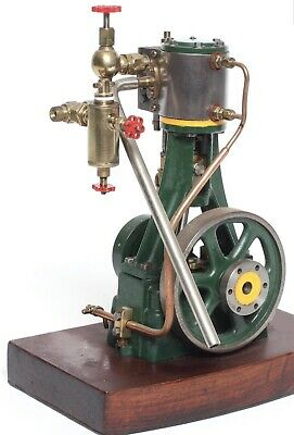 £400 • Buy Stuart Turner Live Steam Stationary Engine Verticle Marine Plant Launch 7A No 7