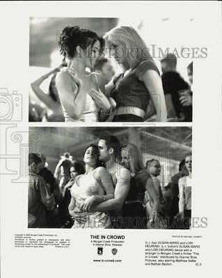 $ CDN22.51 • Buy 2000 Press Photo Susan Ward And Lori Heuring In Scenes From  The In Crowd.