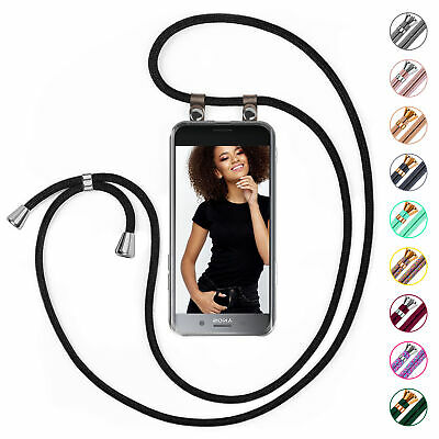 AU26.91 • Buy Phone Chain For Sony Xperia XZ Premium Case With Band Bumper Cord Umhängehülle