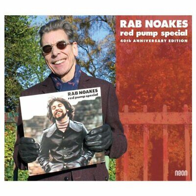 £7.15 • Buy Rab Noakes - Red Pump Special - 40th Anniversary Edition - Rab Noakes CD 1UVG