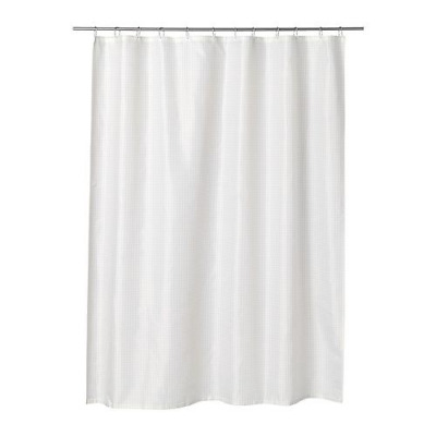 £14.99 • Buy Shower Curtain, White, 180x180 Cm SAXÄLVEN. DISPATCHED WITHIN 24 HOURS.