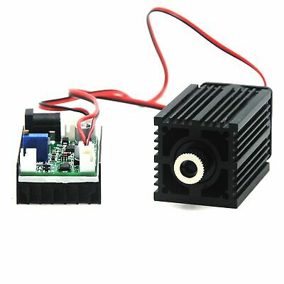 £31.69 • Buy  850nm 1W 800mW-1000mW Infrared Focusable Dot Laser Diode Module 12V Driver TTL