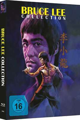 £50.47 • Buy 4Disc Mediabook Bruce Lee Collection Cheng Li Tiger's Claw Shanghai Fight
