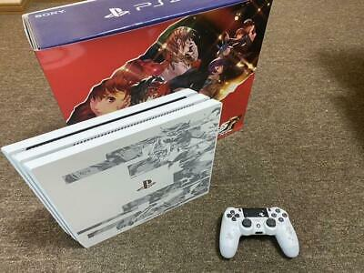 AU1309.67 • Buy PS4 Pro Persona 5 The Royal  Limited Edition Sony Glacier White CUH-7200BB02/PR