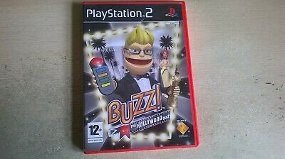 £4.95 • Buy Buzz! The Hollywood Quiz 5 - Buzz Buzzers Playstation Ps2 Game Original Complete
