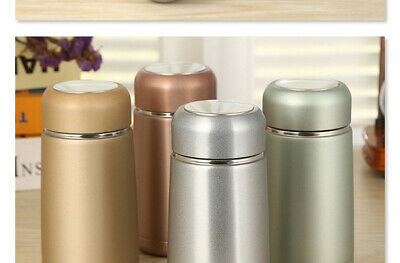 £12.99 • Buy 350ML Stainless Water Bottle Vacuum Flask Insulated Thermos Cup Mini H