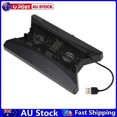 AU19.05 • Buy Vertical Stand Cooling Fan Dock W/3 SB HUB For Playstation PS4 Pro Console AU