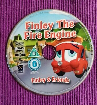 £1.50 • Buy Finley The Fire Engine DVD (2014) NEW  DVD Only No Case