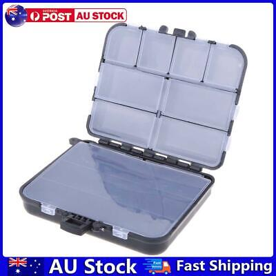 AU9.75 • Buy Fishing Lure Bait Tackle Waterproof Storage Box Case With 26 Compartments AU