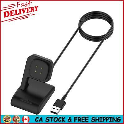 $ CDN9.45 • Buy USB Charger For Fitbit Versa 3/Fitbit Sense Smart Watch Charging Cable Dock CA