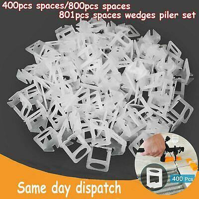 £16.89 • Buy ✨801PCS Tile Leveling Spacer System Tool Clips Wedges Flooring Lippage Plier UK✨