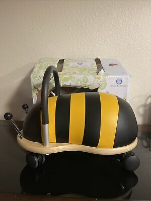 £25.16 • Buy Original Prince Lionheart Wheely Bug Ride-On Toy Bumble Bee 15  Long