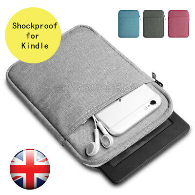 £9.49 • Buy For Amazon Kindle Fire HD 10 Plus 2021 2020 2019 Tablet Sleeve Case Pouch Bag