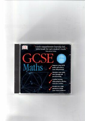 £100.99 • Buy GCSE Maths CD-ROM Book The Cheap Fast Free Post