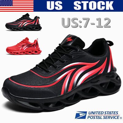 $24.88 • Buy Men's Running Sneakers Outdoor Casual Athletic Fashion Tennis Walking Shoes Gym