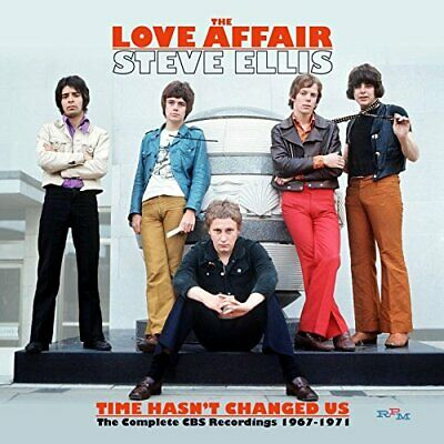 £10.66 • Buy The Love Affair - Time Hasn't Changed Us: The Compl... - The Love Affair CD DMVG