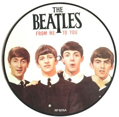 £16.99 • Buy EX/EX Beatles Picture Disc 7  Vinyl From Me To You The 20th Anniversary