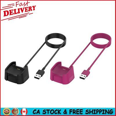 $ CDN8.67 • Buy USB Charger Cable For Fitbit Versa 2 Smart Watch Charging Adapter Cable CA