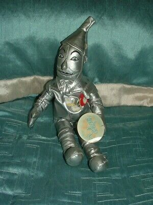 £22.99 • Buy The Wizard Of Oz  13  Tin Man Beanie Plush Soft Toy Tagged By Best Years Ltd