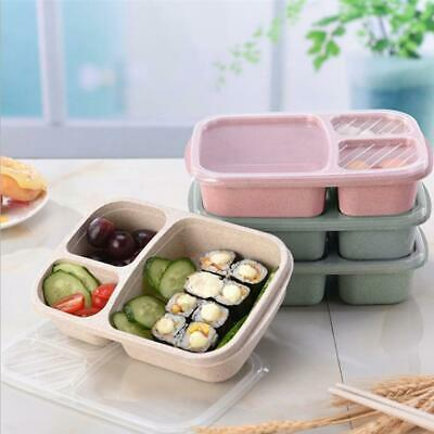 £2.98 • Buy Portable Thermal Insulated Lunch Box Bento Picnic Fruit Food Container Case Y