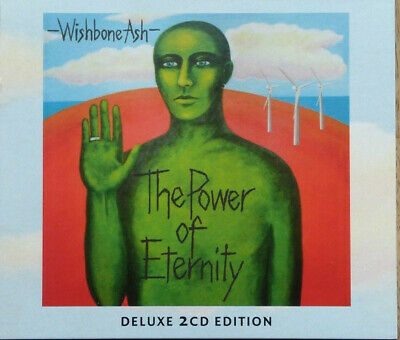£8.99 • Buy Wishbone Ash The Power Of Eternity Deluxe Edition 2-CD NEW SEALED 2014
