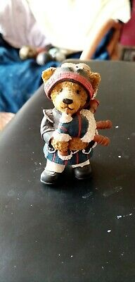 £3.50 • Buy Scottish Bear Playing Bagpipes Ornament